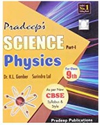 Pardeeps Science Physics Part1 For Class 9Th 20192020 Examination Surindra Lal detail
