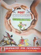 Post Independence Consolidation  - Shankar Ias Academy