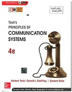 Principles Of Communication Systems  Herbut Taub Donald L  Schilling detail