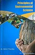 Principles Of Environmental Science - Dr Helen P Kavitha