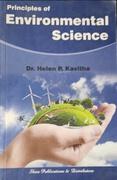 Principles Of Environmental Science - Drhelen  P Kavitha