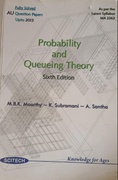 Probability And Queueing Theory Mb K Moorthy K Subramani A Santha detail