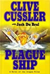 Plague Ship Oregon Files #5 Clive Cussler Jack Du Brul  detail