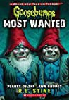 Planet Of The Lawn Gnomes Goosebumps Most Wanted #1 Rl Stine detail
