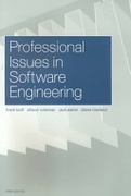 Professional Issues In Software Engineering None detail