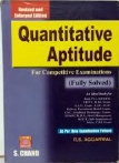 Quantitative Apitude For Competitive Examination - Rs Agarwal