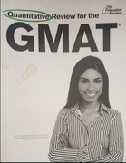 Quantitive Review For The Gmat  - The Princeton Review
