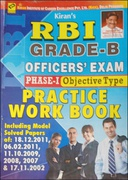 Rbi Grade-B Officers Exam Practice Work Book - Kirans