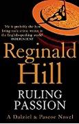 Ruling Passion Dalziel  Reginald Hill detail