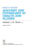 Ross & Wilson Anatomy And Physiology In Health And Illness Ross Janet Swilson Kathleen Jw  detail