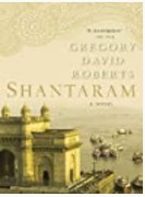 Shantaram Gregory David Roberts detail