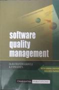 Software Quality Management - Drbchandramoulikp Pradiba
