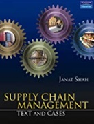 Supply Chain Management Text And Cases [With Booklet] Janat Shah detail