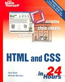 Sams Teach Yourself Html And Css In 24 Hours None detail