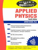 Schaums Outline Of Applied Physics Schaums Outlines None detail