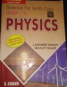 Science For 10Th Part-1 Physics - Lakhmir Singh Manjit Kaur