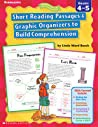 Short Reading Passages And Graphic Organizers To Build Comprehension Grades 4-5 Ready-To-Go Reproducibles Beech Linda Ward detail