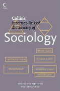Sociology Collins Internet-Linked Dictionary Of None detail
