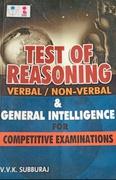 Test Of Reasoning And General Intelligence - Vvk Subbura