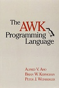 The Awk Programming Language Alfred V Aho detail
