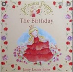 Princess Poppy The Birthday Janey Louise Jones detail