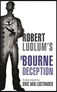 The Bourne Deception Jason Bourne  Eric Van Lustbader detail