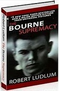 The Bourne Supremacy Jason Bourne  Robert Ludlum detail