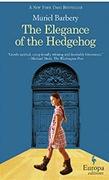 The Elegance Of The Hedgehog Muriel Barbery detail