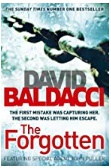 The Forgotten John Puller  David Baldacci detail