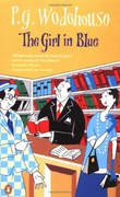 The Girl In Blue Pg Wodehouse detail