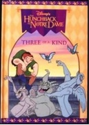 The Hunchback Of Notre Dame Three Of A Kind Walt Disney Company detail