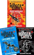 The Hunger Games Triology - The Hunger Games Mockingjay Catching Fire - Suzanne Collins