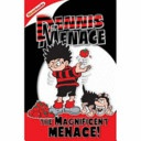 The Magnificent Menace! Dennis The Menace  detail