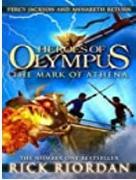 The Mark Of Athena Heroes Of Olympus  Rick Riordan detail
