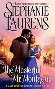 The Masterful Mr Montague Casebook Of Barnaby Adair #2 Stephanie Laurens detail