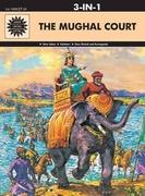 The Mughal Court Noor Jahan detail
