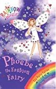 The Party Fairies 20 Phoebe The Fashion Fairy Rainbow Magic - Meadows Daisy