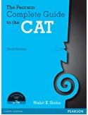 The Pearson Complete Guide To The Cat - Nishit Sinha