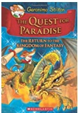 The Quest For Paradise The Return To The Kingdom Of Fantasy The Kingdom Of Fantasy  Geronimo Stilton detail