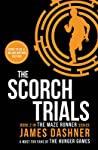 The Scorch Trials Maze Runner Series - Dashner James