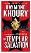The Templar Salvation Templar Raymond Khoury detail