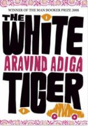 The White Tiger Aravind Adiga detail