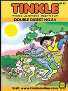 Tinkle Double Digest No  84 Tinkle detail