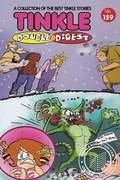 Tinkle Double Digest No 159 Rajani Thindiath detail