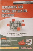 Transforms And Partial Differential Equations DrMBK Moorthy detail
