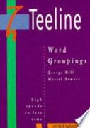 Teeline Word Groupings None detail