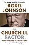The Churchill Factor How One Man Made History Boris Johnson detail