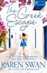 The Greek Escape Swan Karen detail