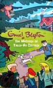 The Mystery Of Tally-Ho Cottage The Five Find-Outers  Enid Blyton detail