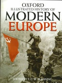 The Oxford Illustrated History Of Modern Europe Oxford Illustrated Histories  detail